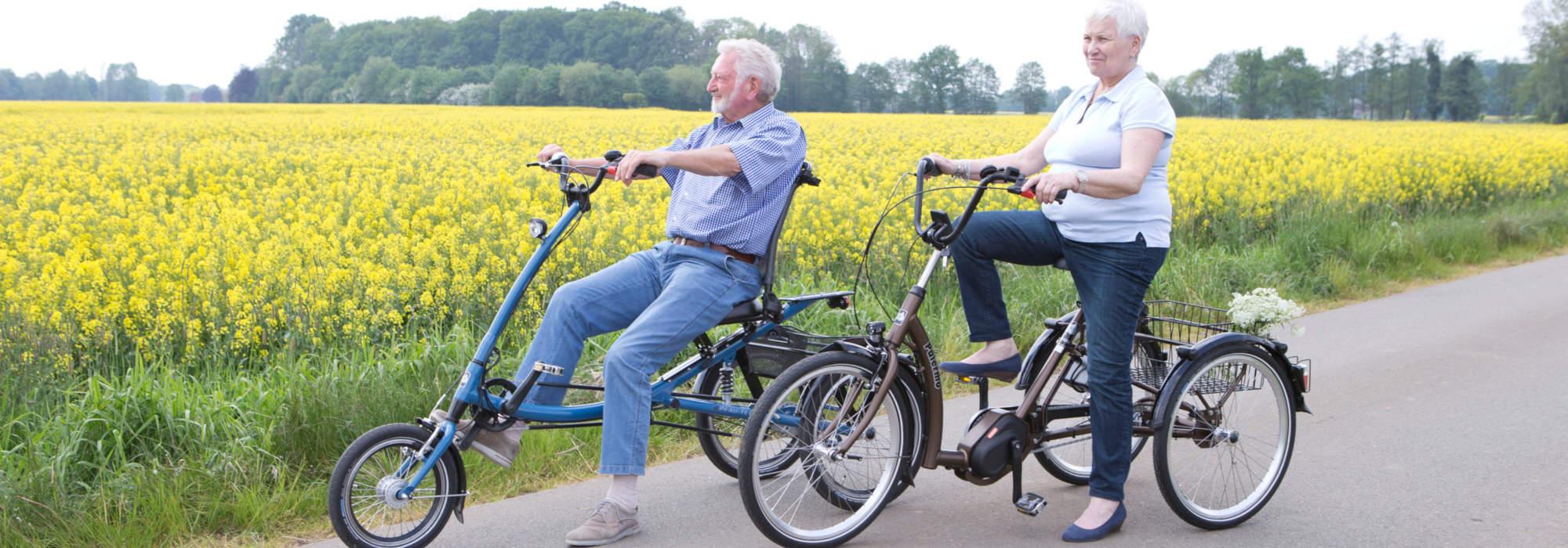 E-Bike Versehrtenräder Leonberg