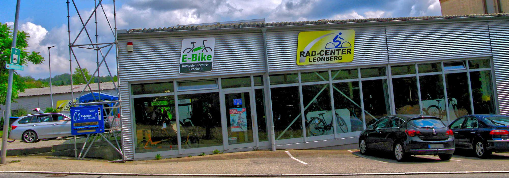 E-Bike und Radcenter Leonberg