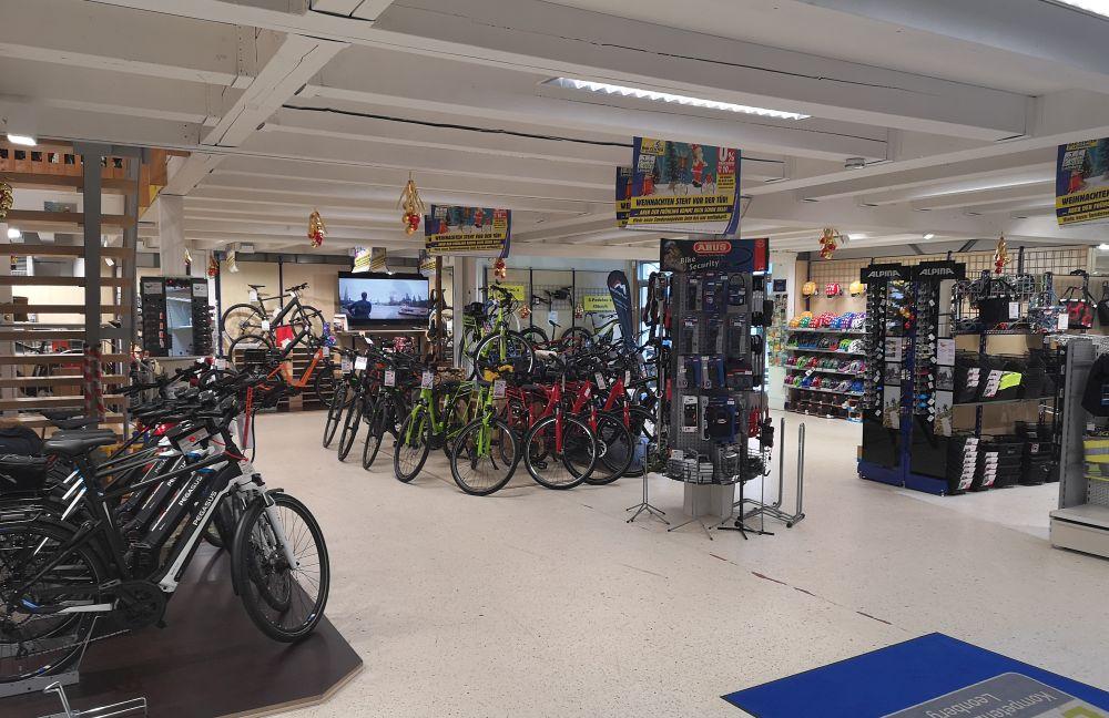Stark reduzierte E-Bikes im Radcenter Leonberg