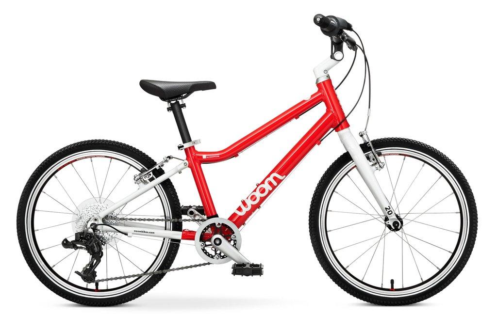 Woom-4 Kinderrad